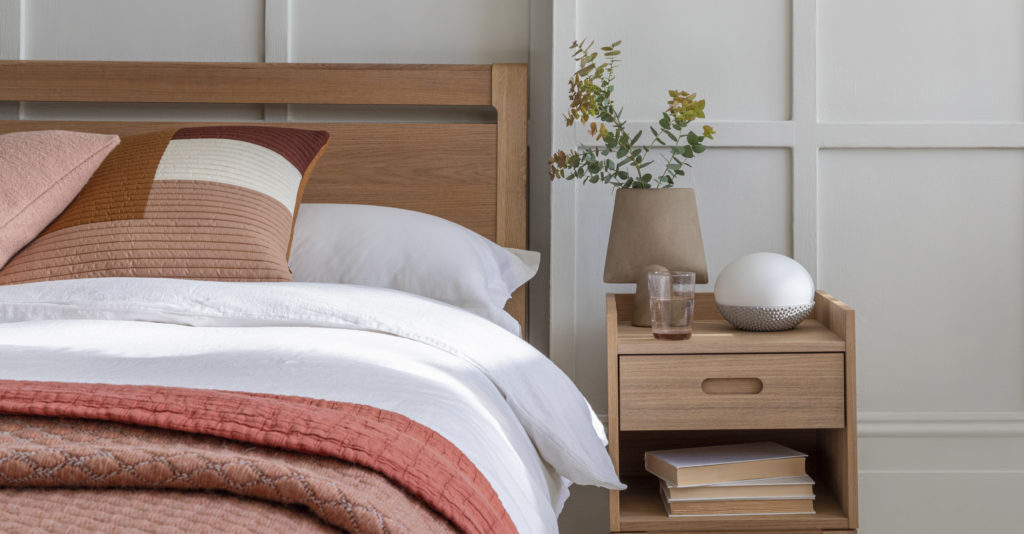 Get a good night's sleep in the Morten Bed