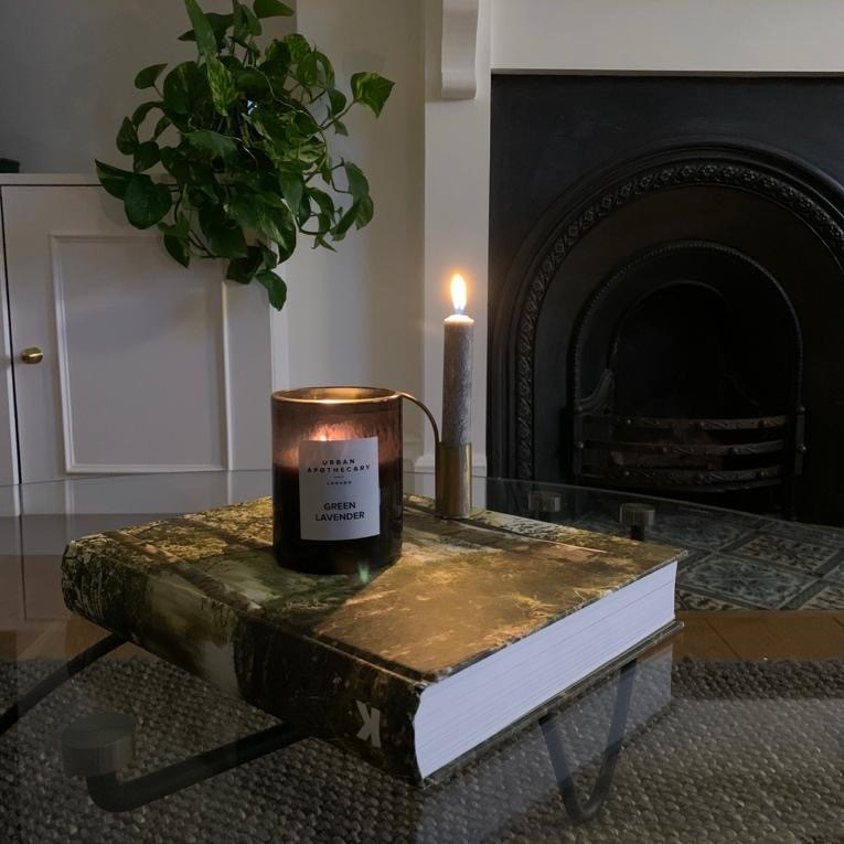 Urban Apothecary Candle   Heal's at Home