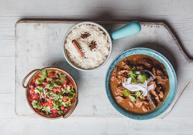 Sri Lankan Lamb Curry recipe from Miele