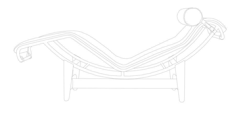 LC4 Line Drawing
