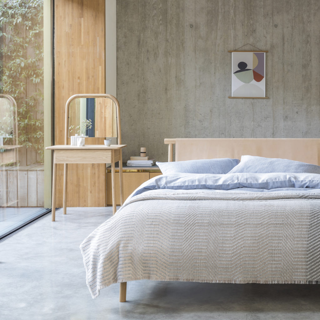 Eden Scandi bedroom inspiration