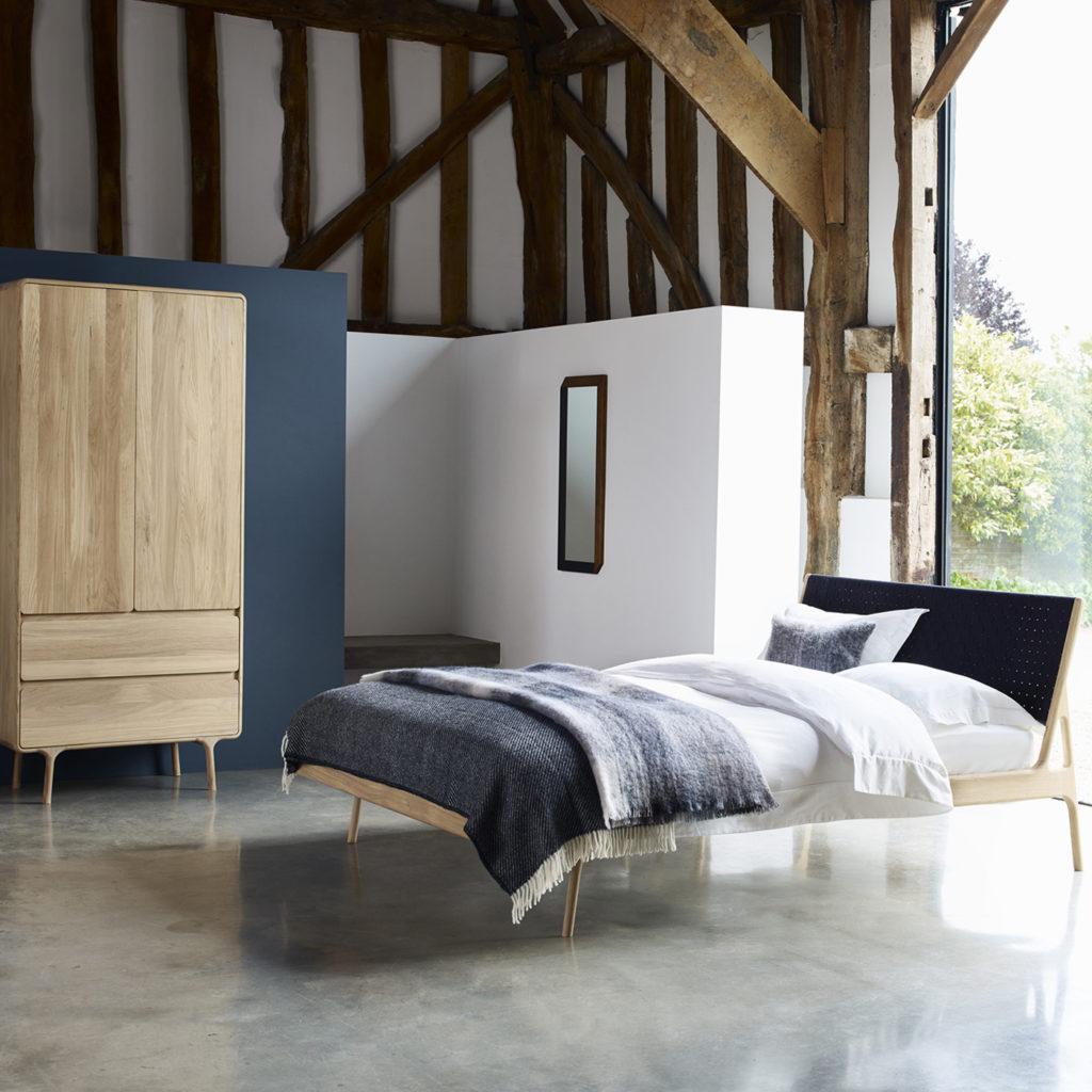 Fawn Scandi Bedroom
