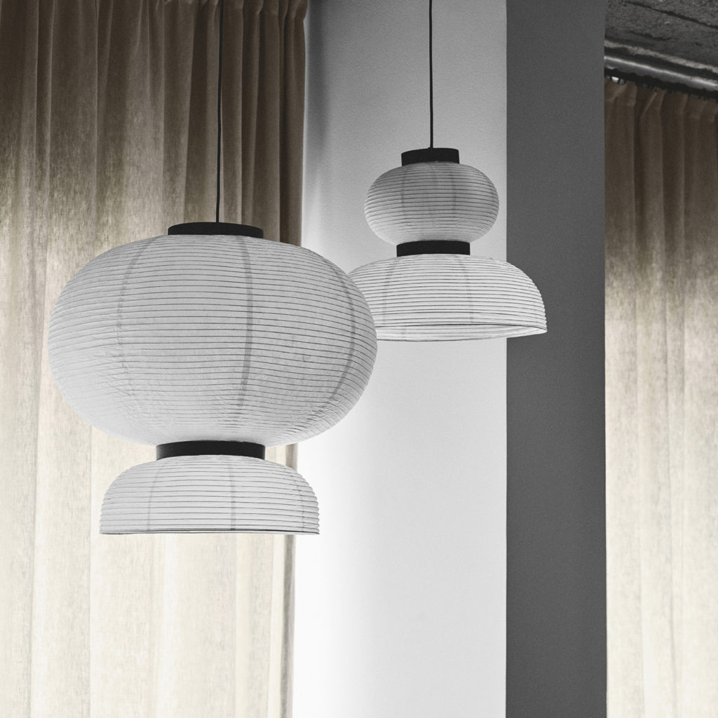 Formakami JH4 Pendant Light | Image courtesy of &Tradition