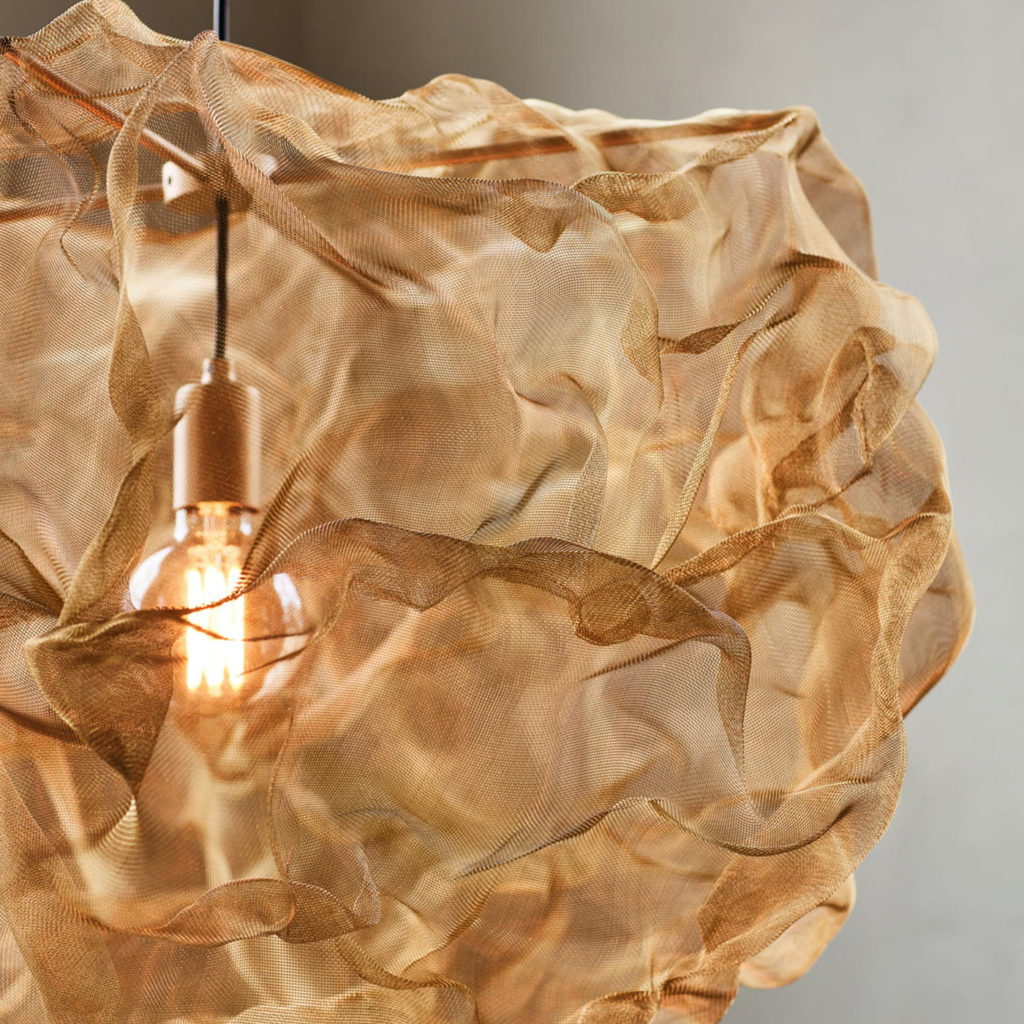 Heat Unusual Ceiling Light | Image courtesy of Northern