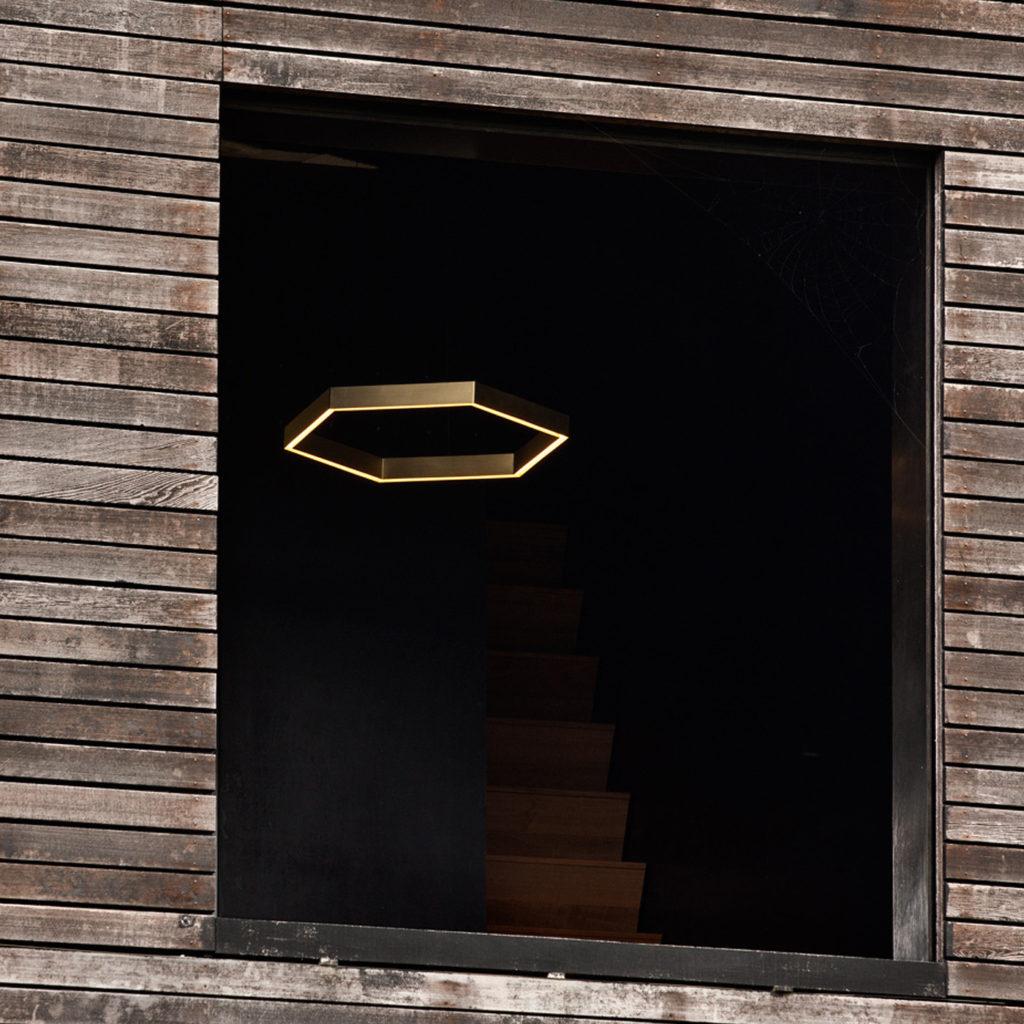 Hex Pendant Light | Image courtesy of Resident