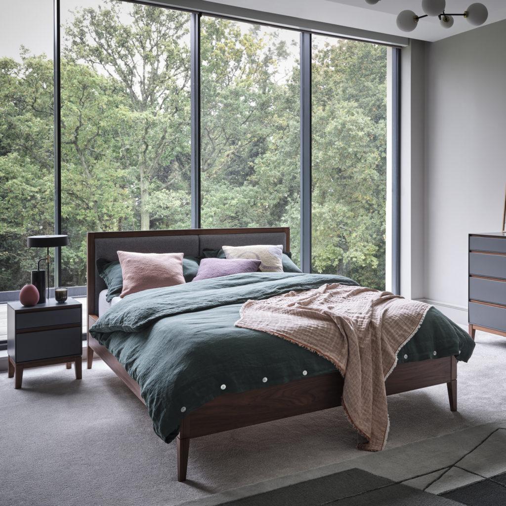 Lars Scandi bedroom