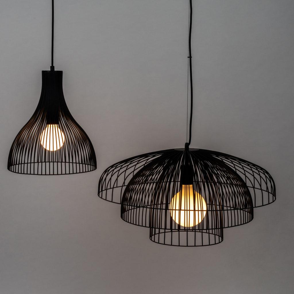 Makiko Unusual Ceiling Light