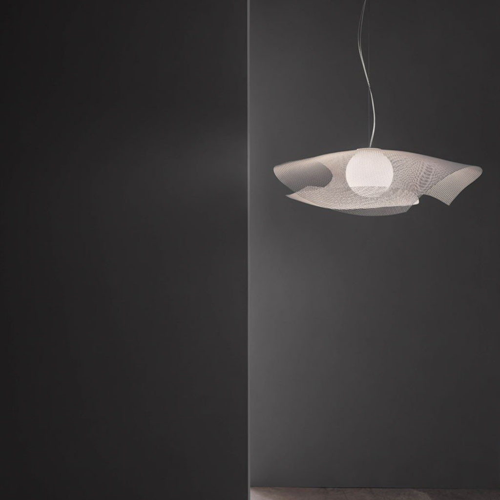 Mytilus Unusual Ceiling Light | Image courtesy of Arturo Alvarez