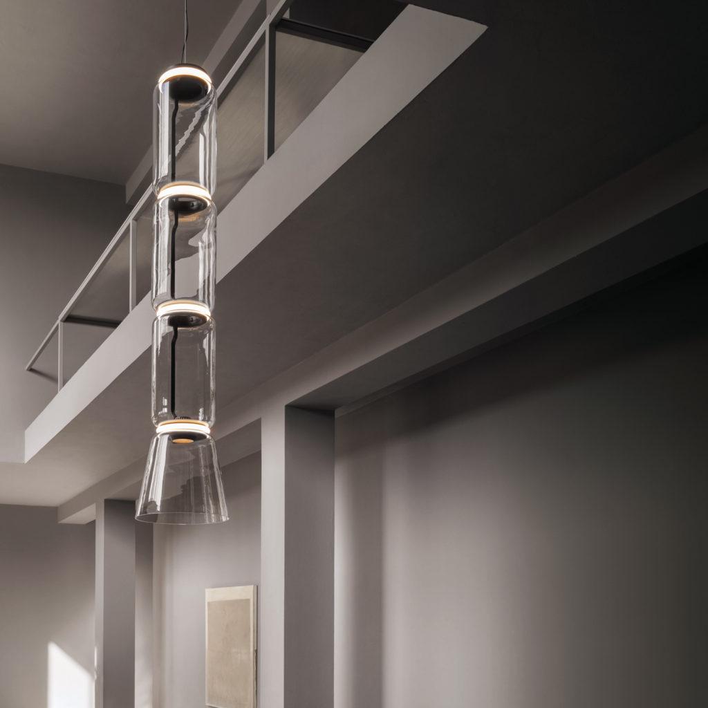 Noctambule Pendant Light | Image courtesy of Flos