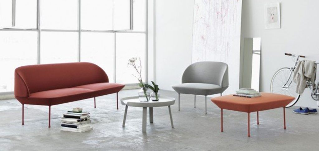 Oslo Sofa | Image courtesy of Muuto
