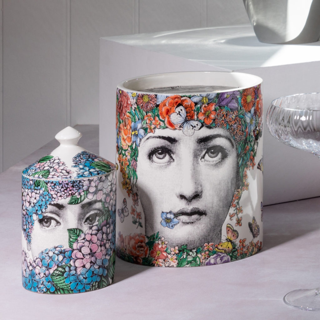 Fornasetti Fior Di Lina Flora Scented Candle is one of our best scented candles