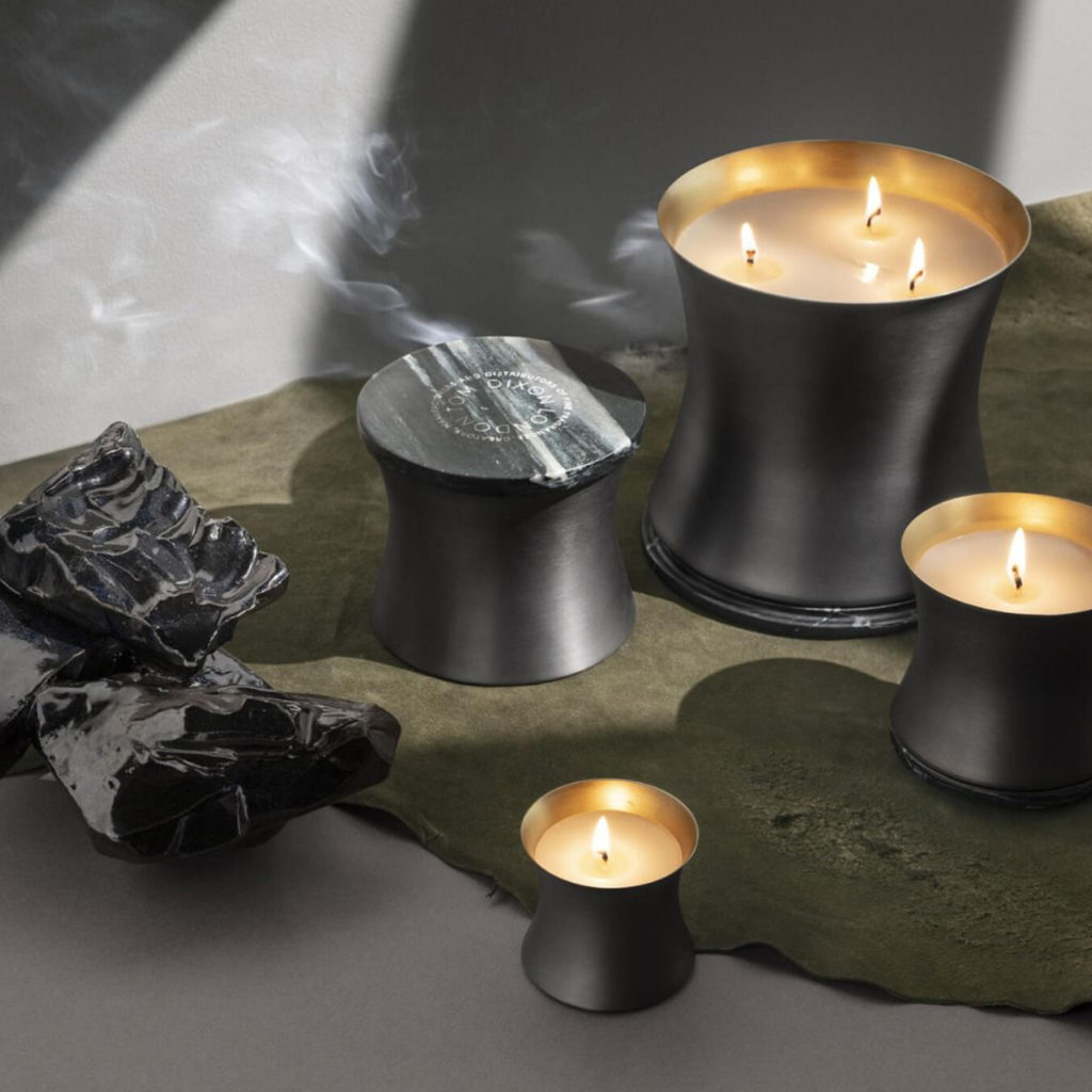 Tom Dixon Alchemy Scented Candle is one of our best scented candles