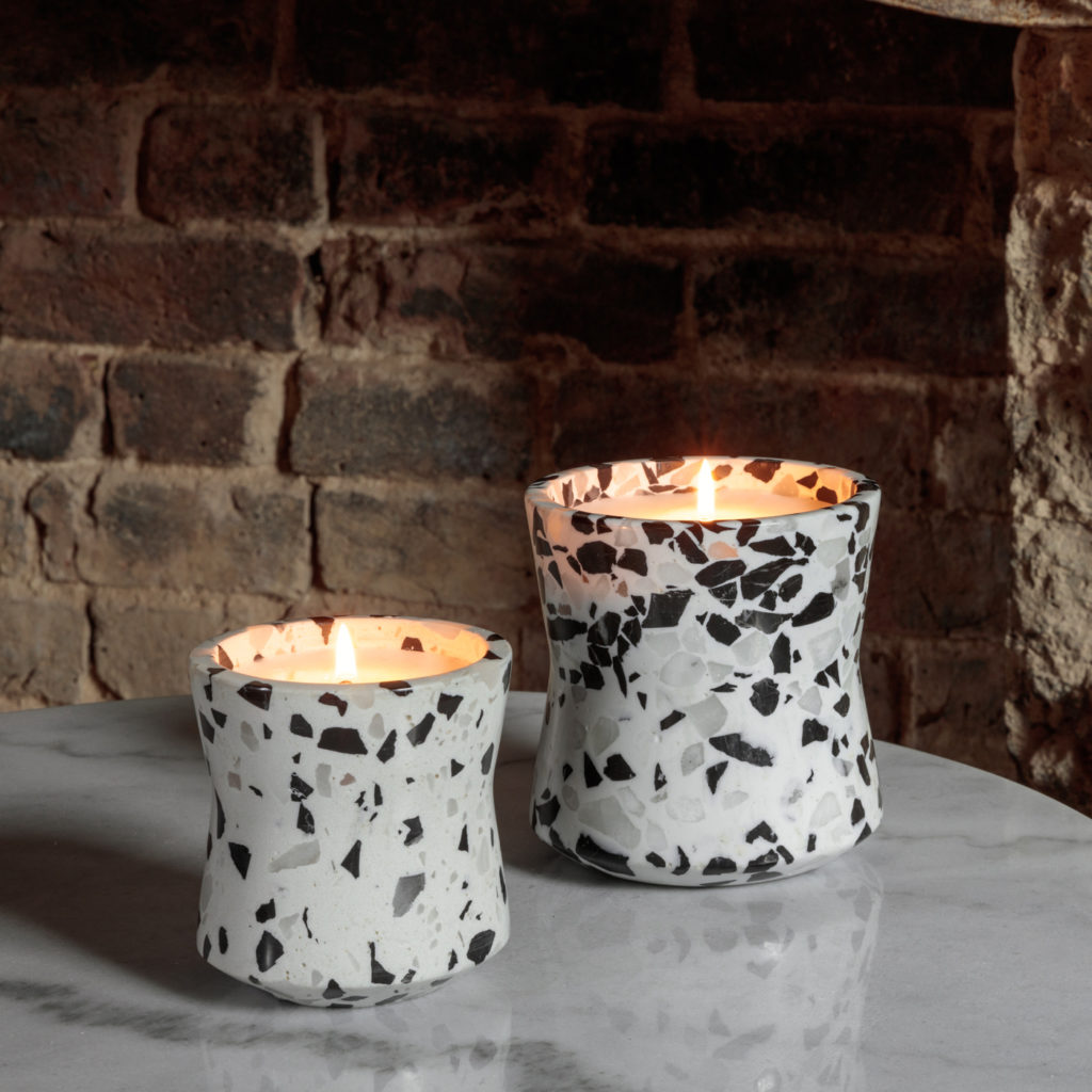 Tom Dixon Terrazzo Scented Candle is one of our best scented candles