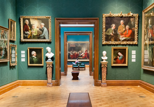 List of the top Virtual Art Gallery, Building and Museum Tours