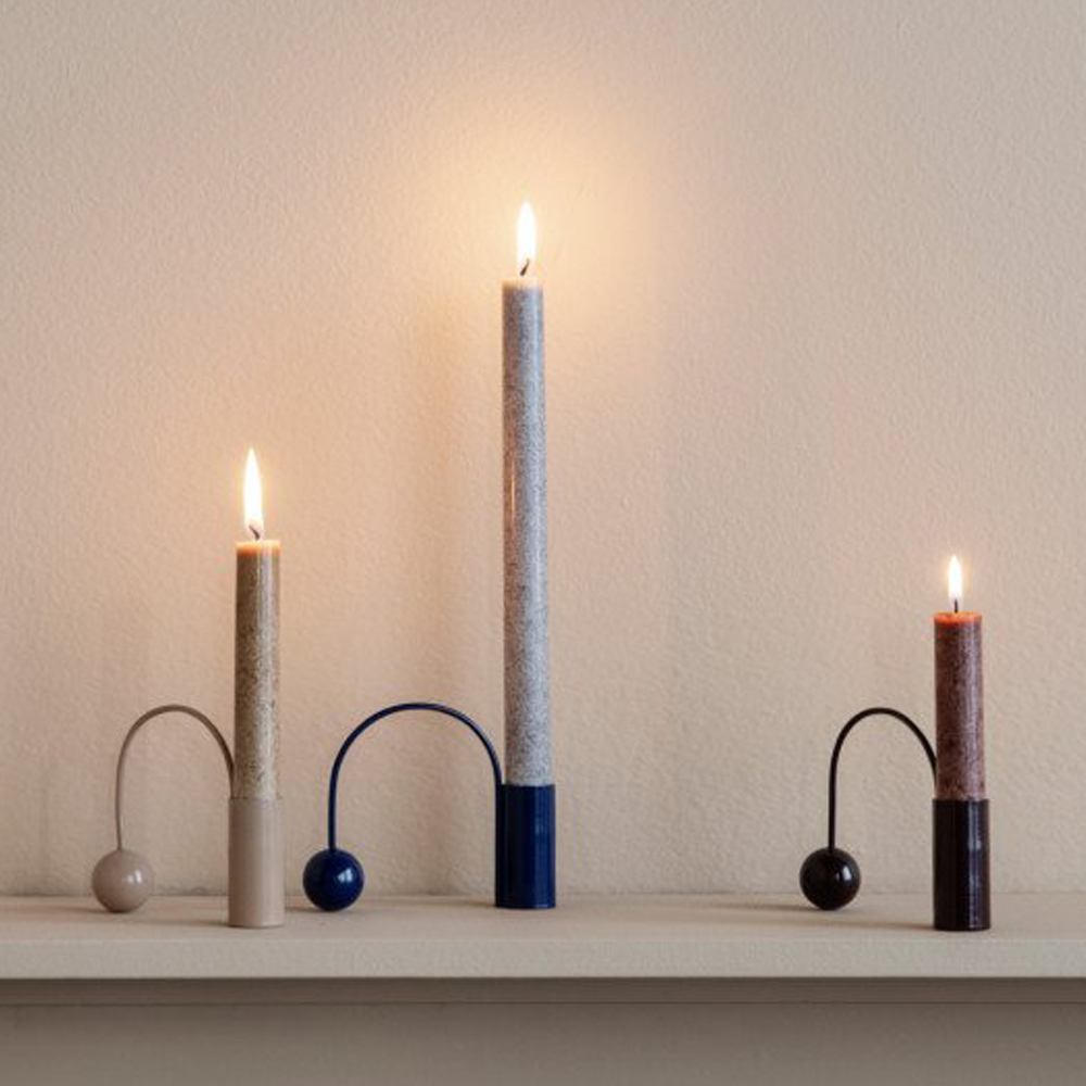 Balance Candle Holder makes the perfect housewarming gift | Image courtesy of ferm LIVING
