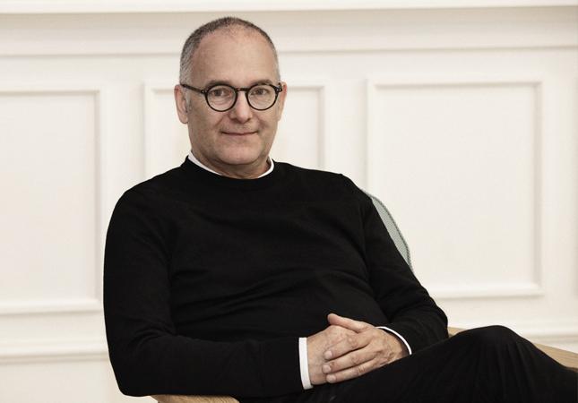 Head of design, Christian Andresen portrait | Image courtesy of Fritz Hansen