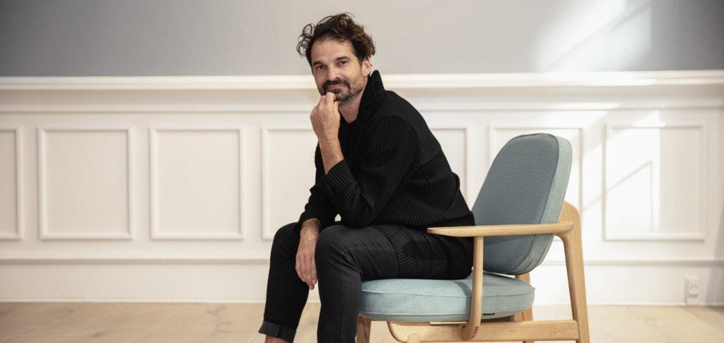 Furniture designer Jaime Hayon portrait | Image courtesy of Fritz Hansen