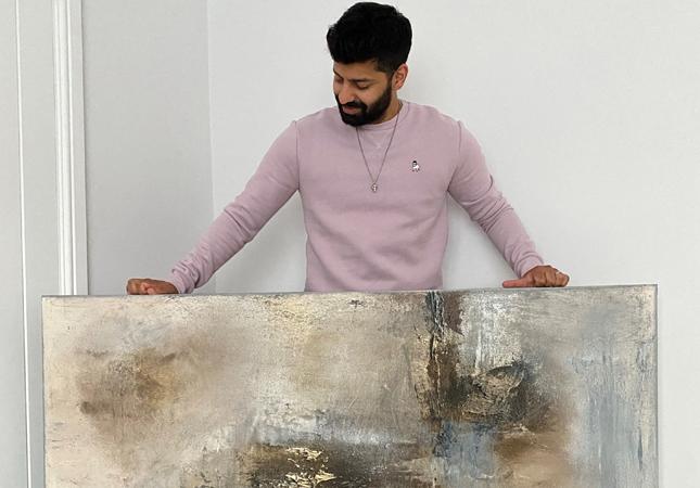 Rajan Seth portrait