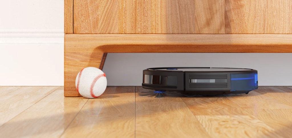 RoboVac 11S smart vacuum cleaner | Image courtesy of eufy