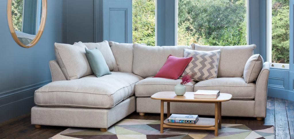 Tailor Corner Sofa Living Room Idea