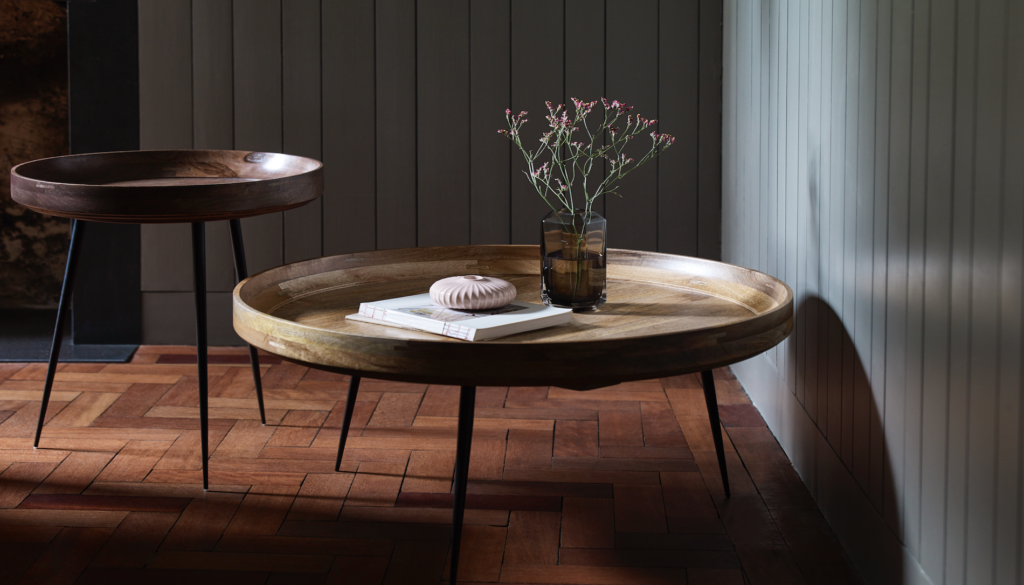 Bowl Table Ways to Quickly Tidy Up Your Living Space
