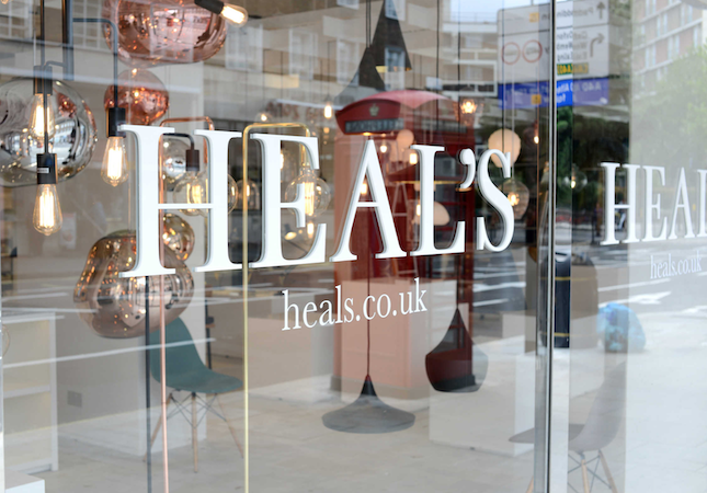 Discover Ways to Shop at Heal's from Home