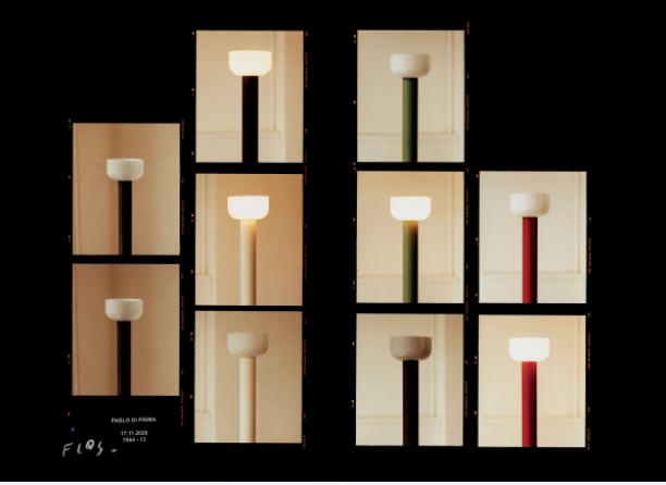 Bellhop lamps
