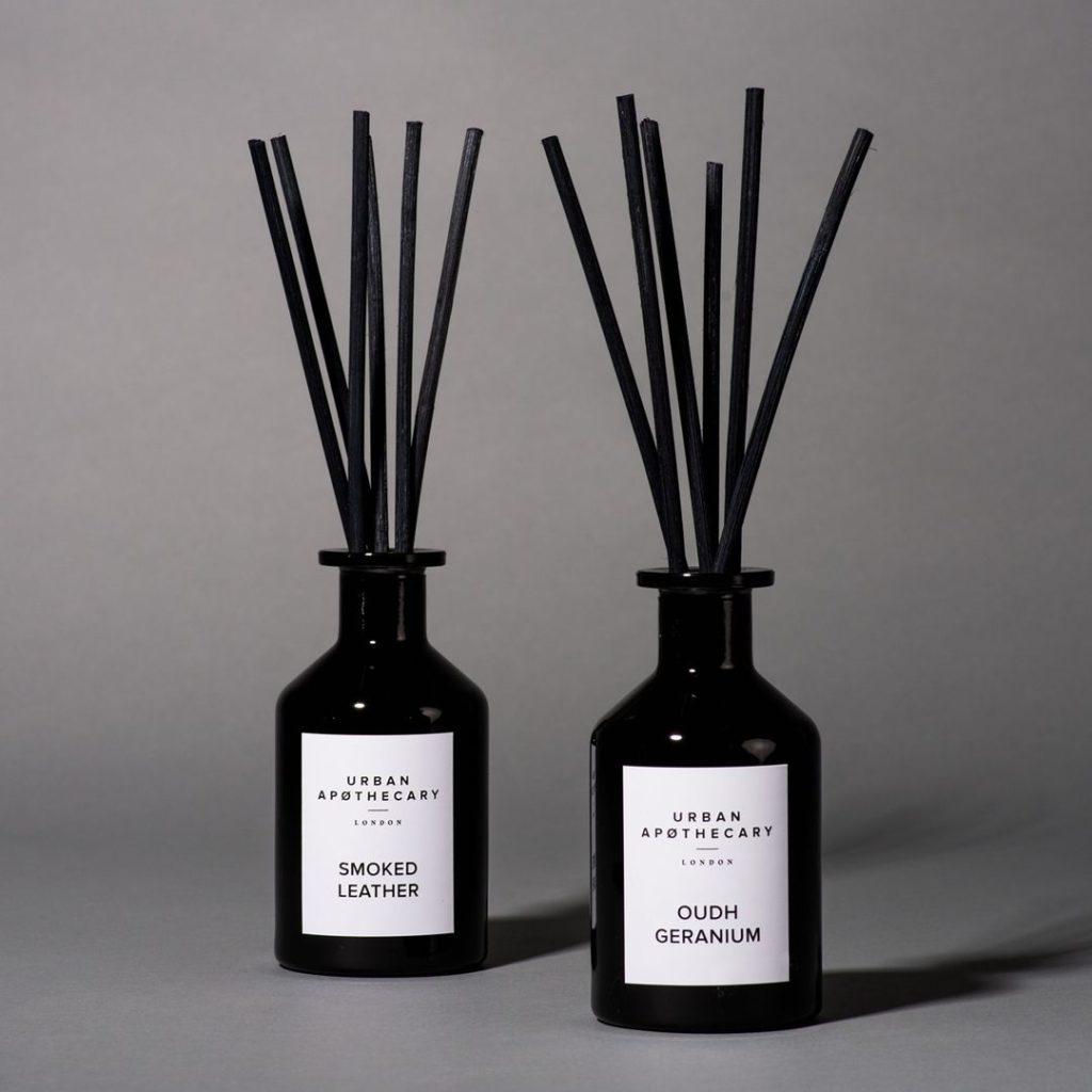Oudh Geranium diffuser by Urban Apothecary