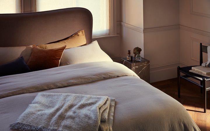 Vispring Bed and Mattress