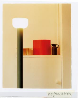 Natural light Bellhop Floor Lamp