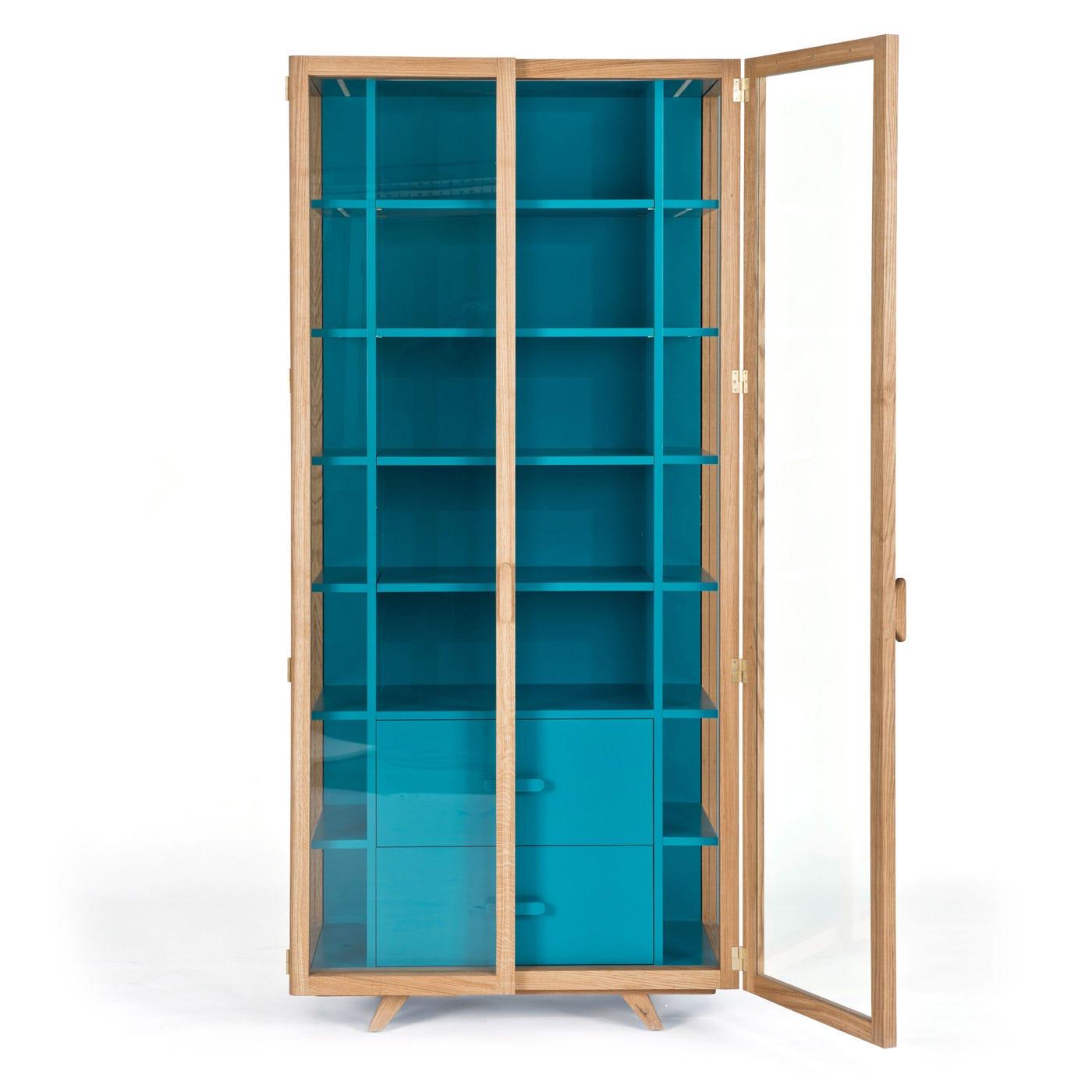 Коллекция стеклянных шкафов vitrina collection / surfingbird.