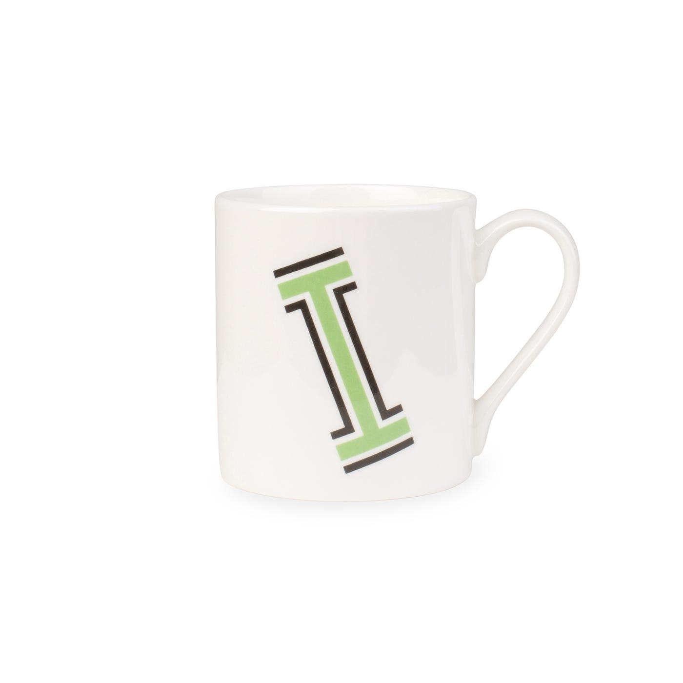 Heal's Heal's Heritage Alphabet Mug I