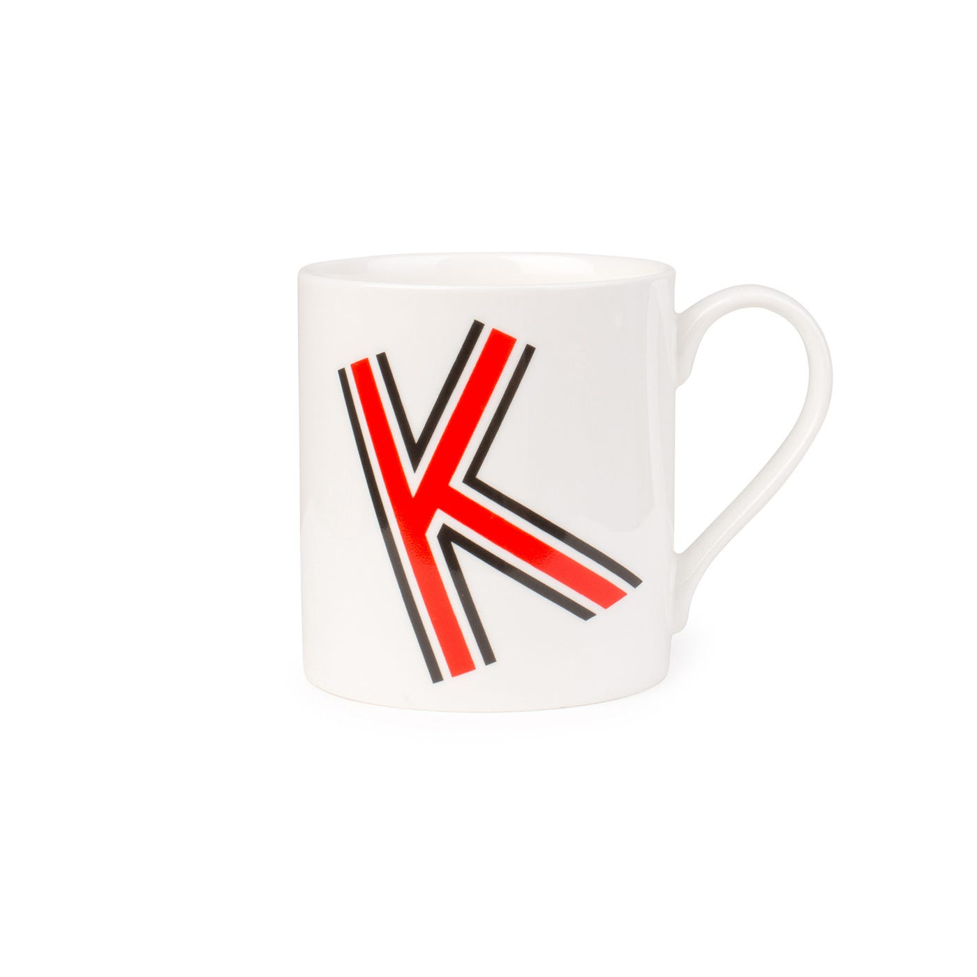 Heal's Heal's Heritage Alphabet Mug K