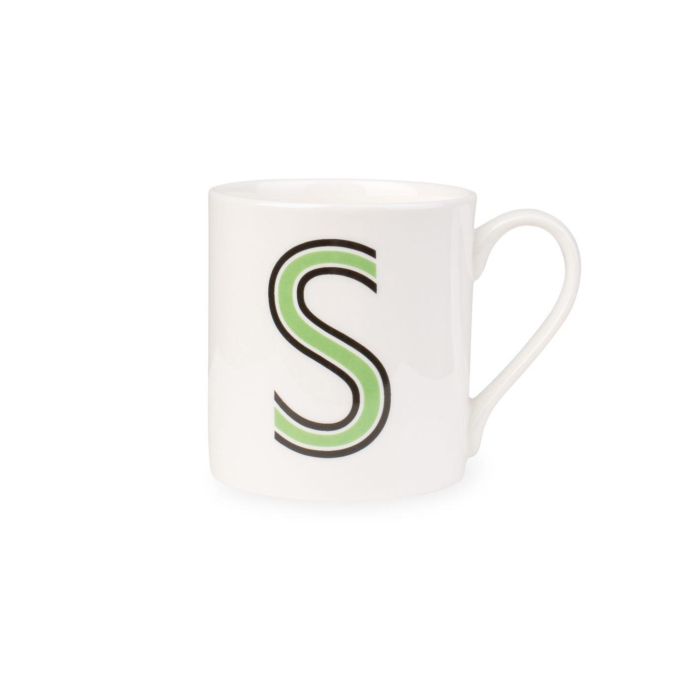 Heal's Heal's Heritage Alphabet Mug S