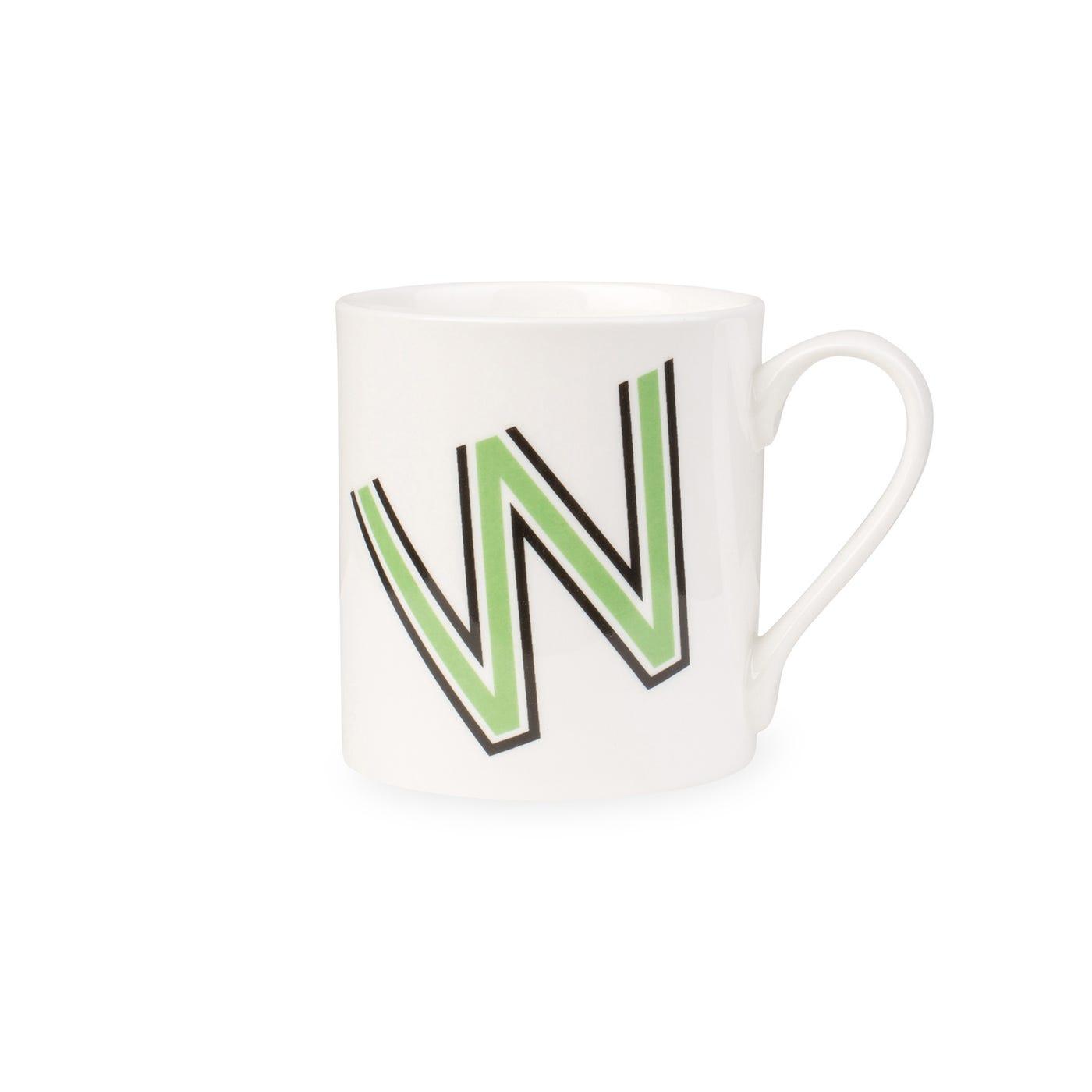 Heal's Heal's Heritage Alphabet Mug W