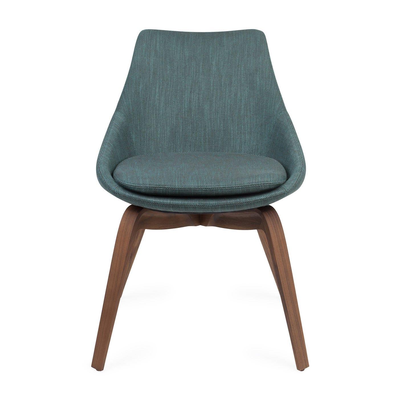 Porada Penelope Chair Walnut Dorian 27