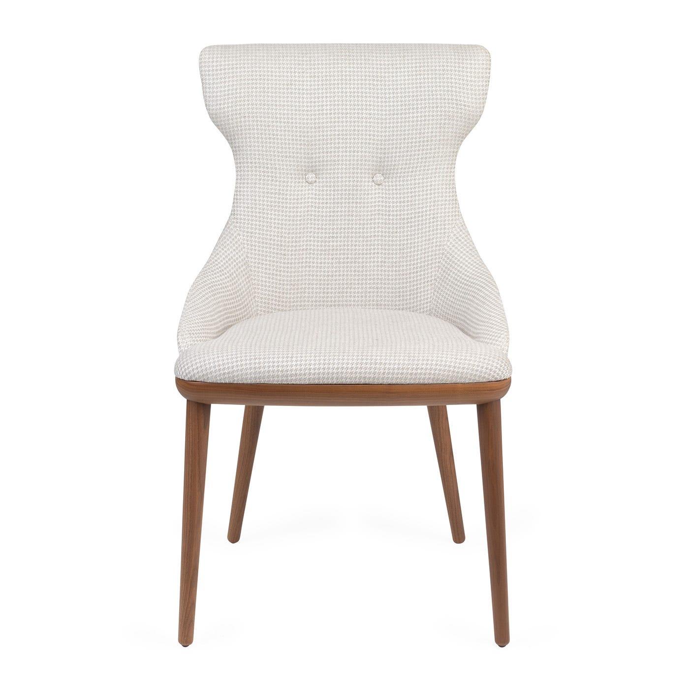 Porada Andy Chair Walnut Var. A 03