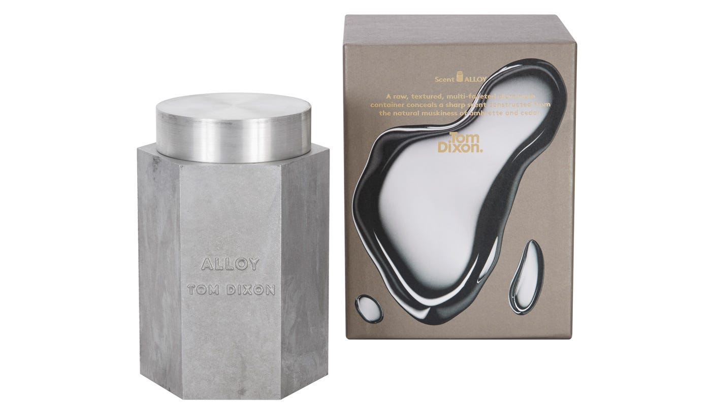 Tom Dixon Alloy Candle Large