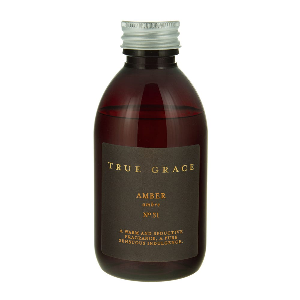 True Grace Manor Diffuser Refill Amber