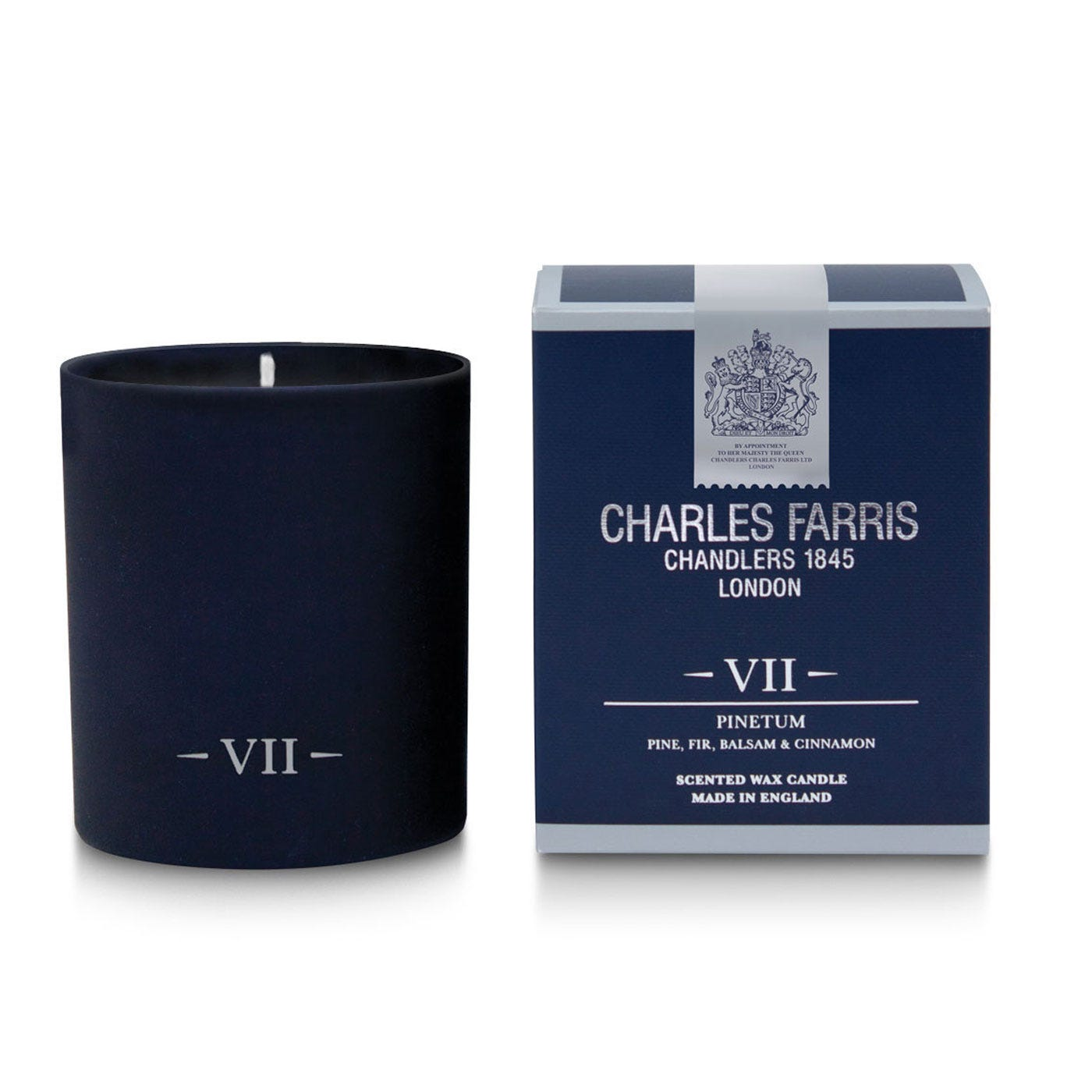 charles farris pinetum limited edition candle