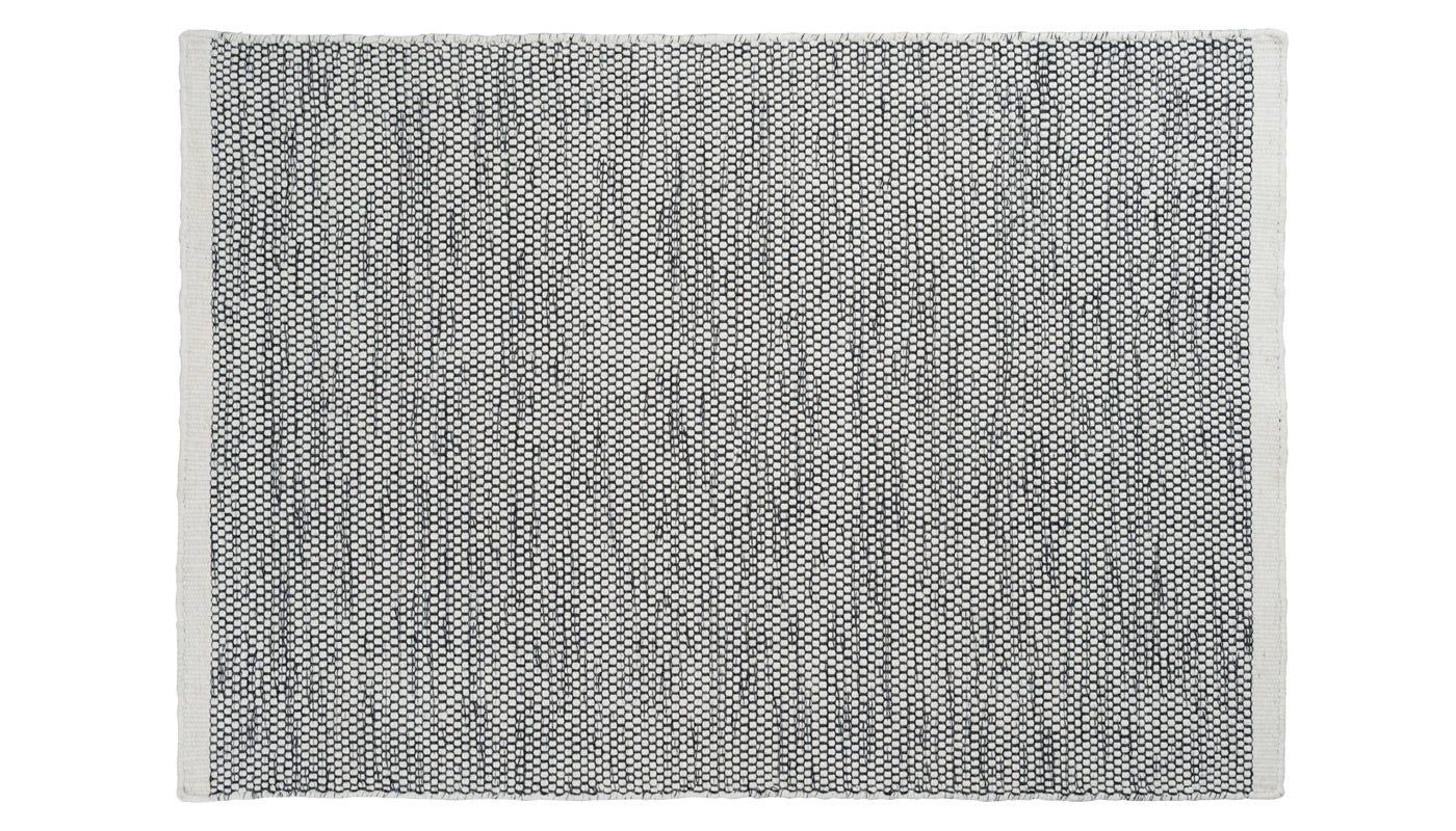Linie Design Asko Rug Natural and Black 200 x 300cm