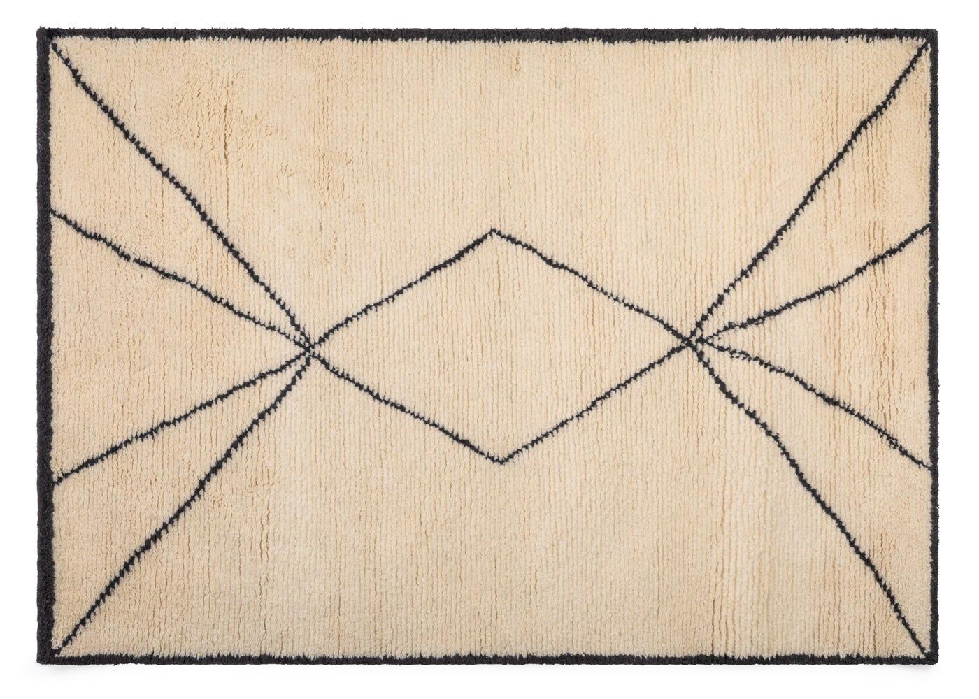 Linie Design Demantur Rug 140 x 200cm