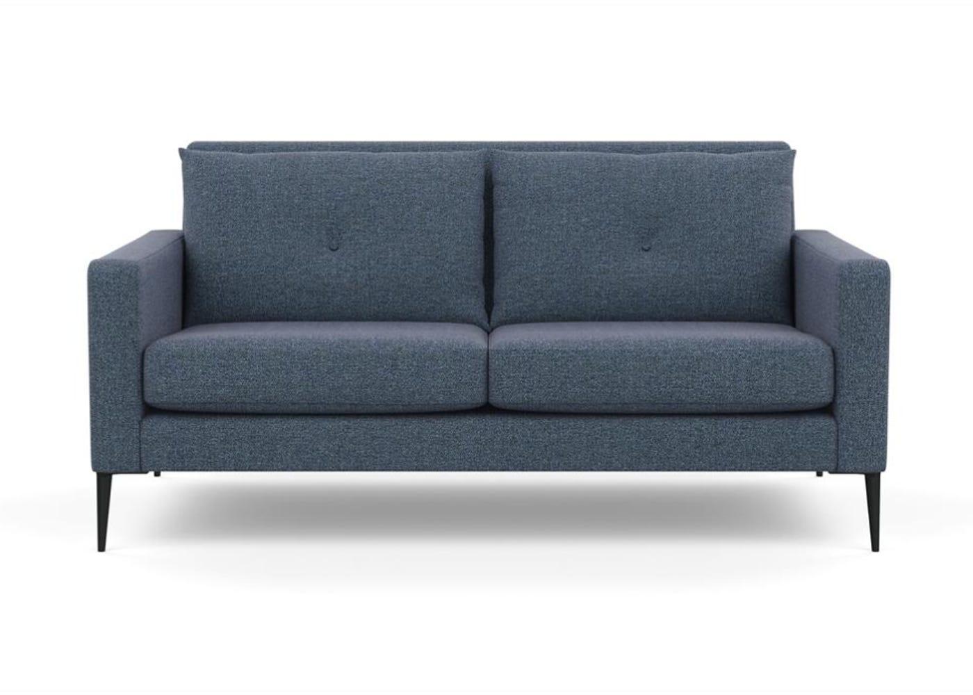 Heal's Brunel 2 Seater Sofa Estelle Blue