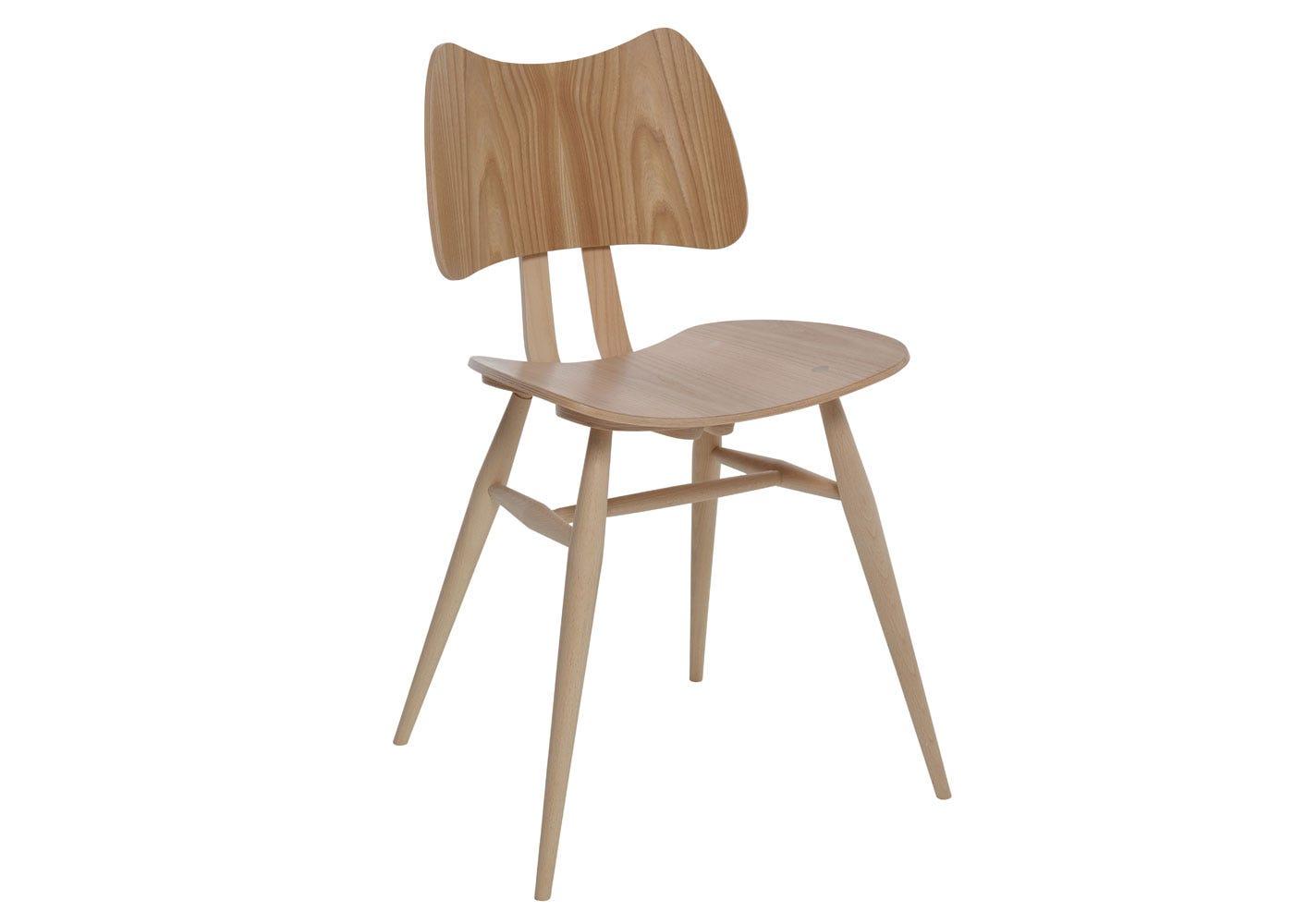 Ercol Limited-Edition Originals Butterfly Chair Beech & Elm