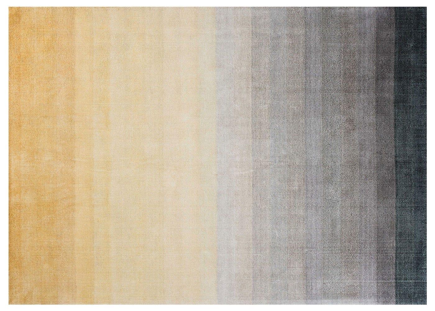 Linie Design Combination Rug 140 x 200cm Yellow