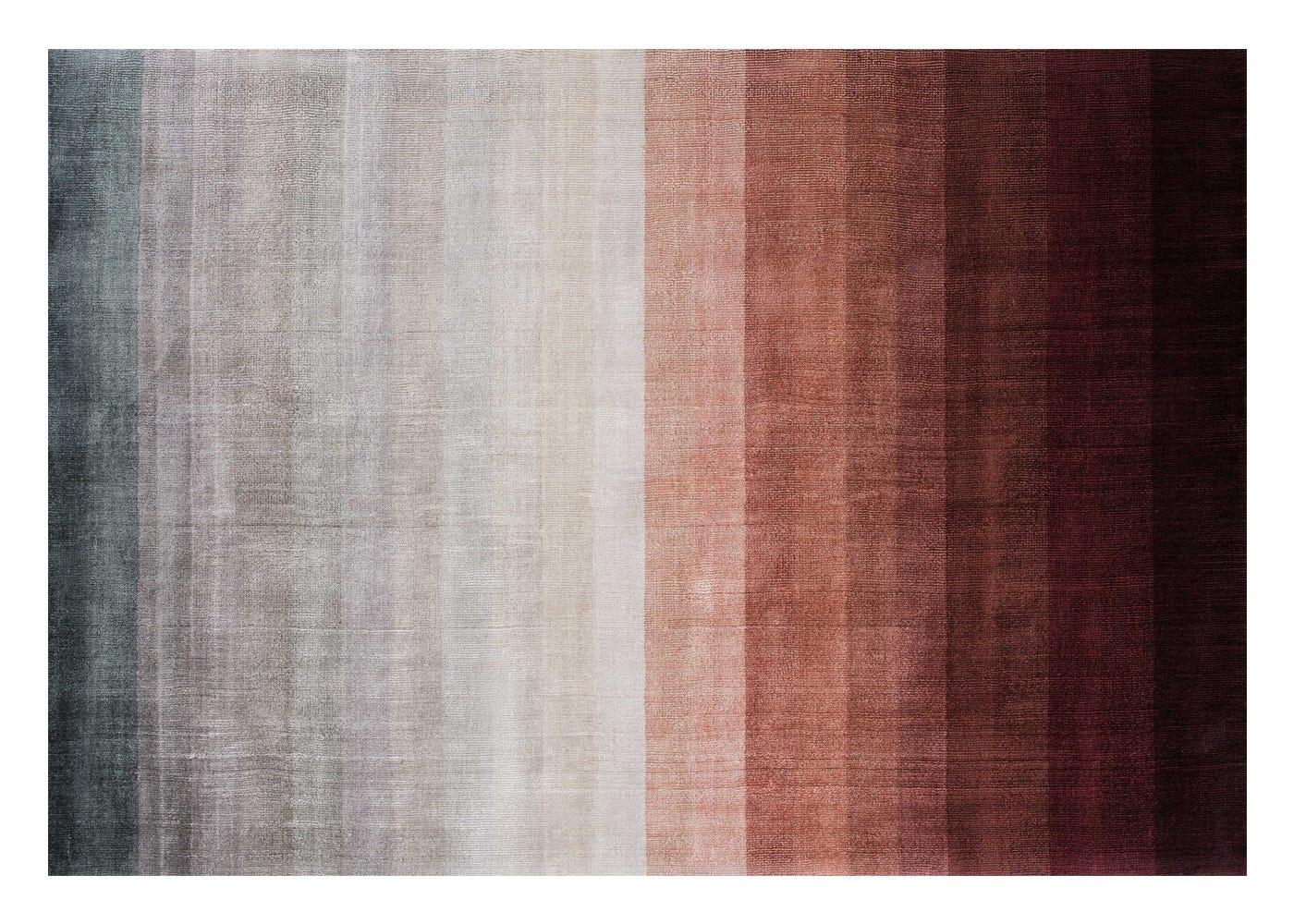 Linie Design Combination Rug 140 x 200cm Peach