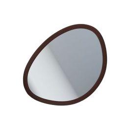 Porada Giolo Wall Mirror Walnut Large