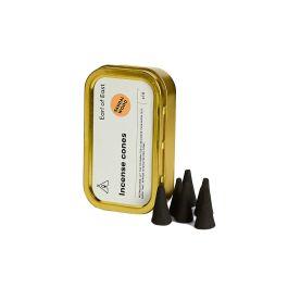 Earl of East 16 Incense Cones Sandalwood Scent