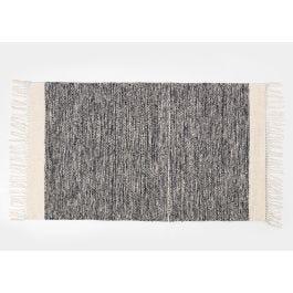 ferm LIVING Melange Mat Grey 60 x 100cm