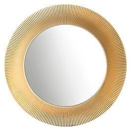 Kartell All Saints Mirror Metallic Gold